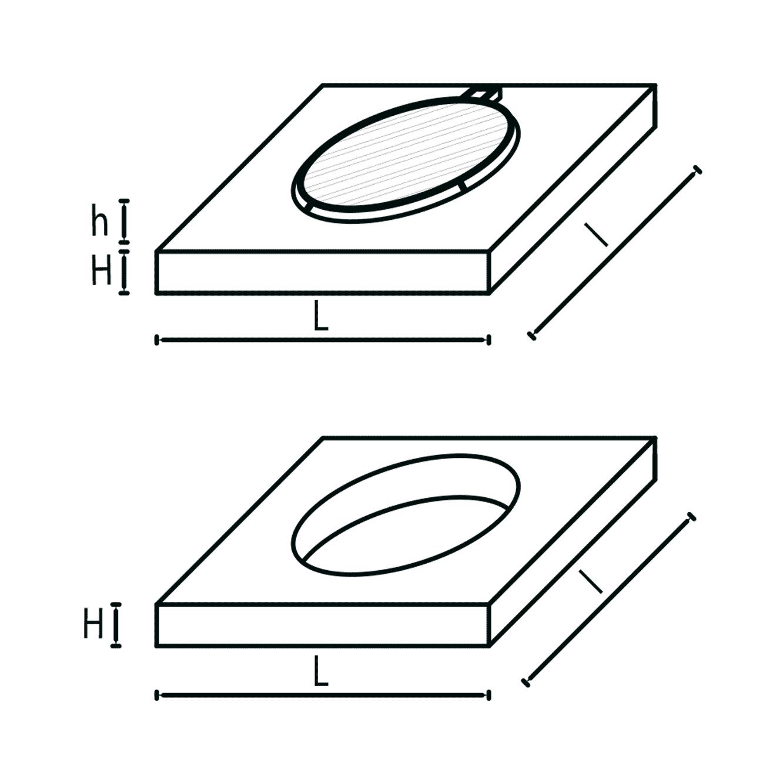 Capac-carosabil-rectangular