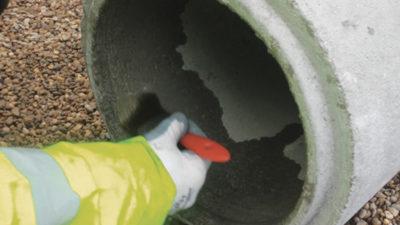 aplicarea lubrifiantului boma prefabricate